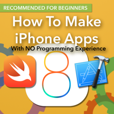 how to make an app with no programming experience! How to make apps with Swift, Xcode 6 and iOS 8 with no programming experienceHow to make apps with Swift, Xcode 6 and iOS 8 with no programming experience