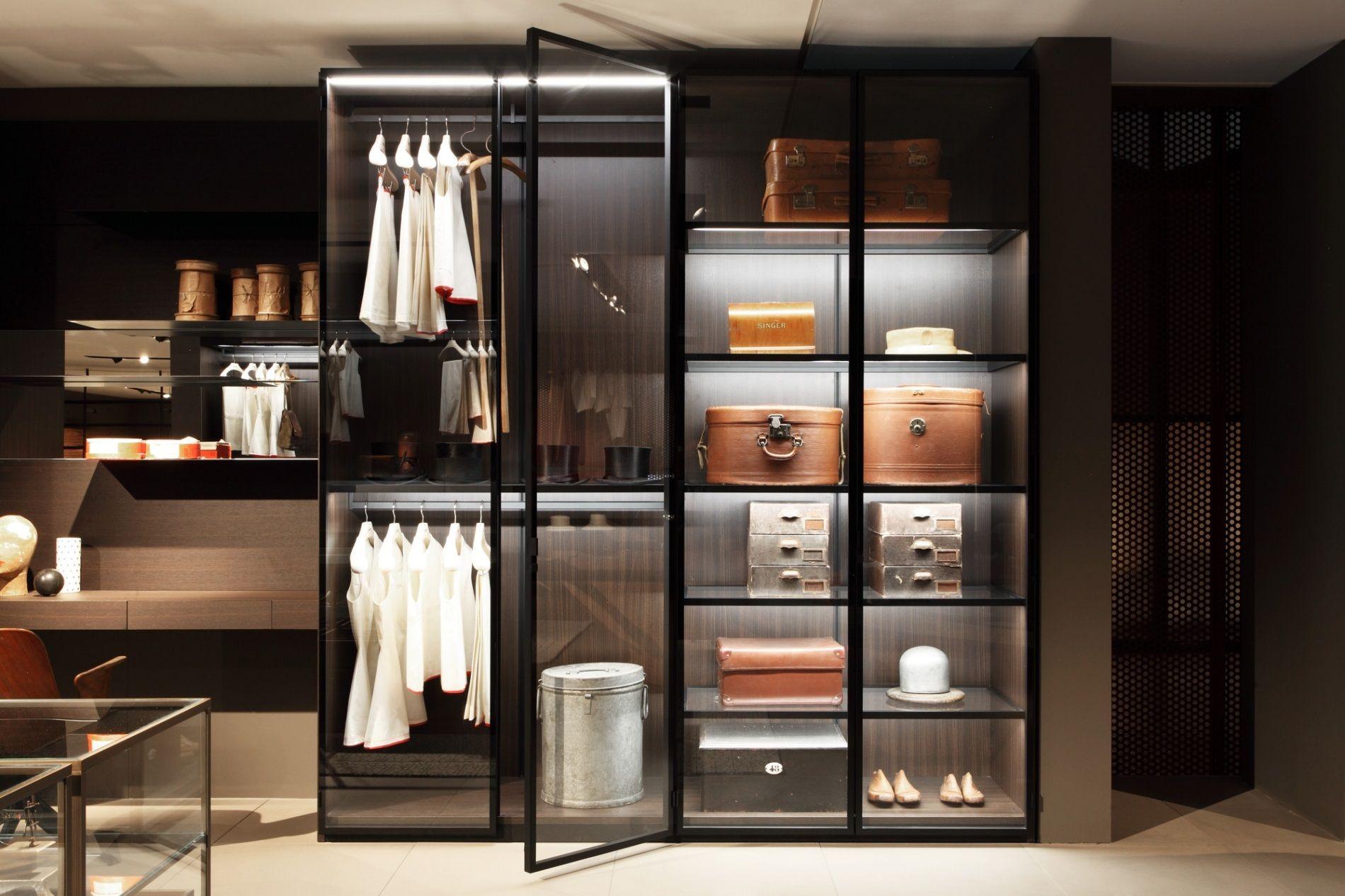 garde robe et salle de rangement garderobe rangement relooking habitation vivahabitation inspirationdeco idmaison tendance design architecte