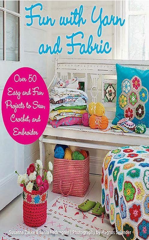 Fun With Yarn And Fabric Zeitschriften Bucher
