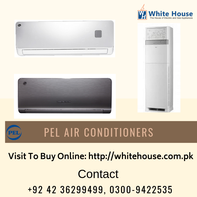 Find best air conditioner online at the White House. Visit
