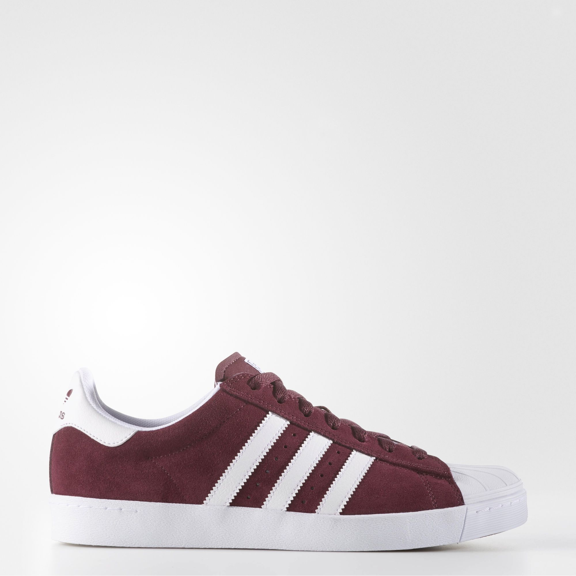 Online Cheap Mens Casual Shoes - Adidas Superstar Mono Suede Red