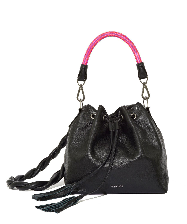 Original Bucket Bag From Kondor Handbags Get Your Kori And Help With A Great Cause Koribucket Perfectbag Handbag Oneofakind Bucketbag