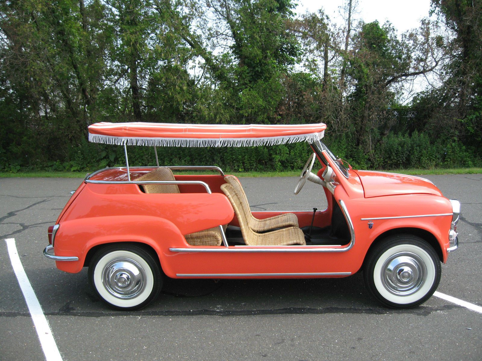 r car daily new sale record fiat mini sells hemmings setting jolly blog price for beach major