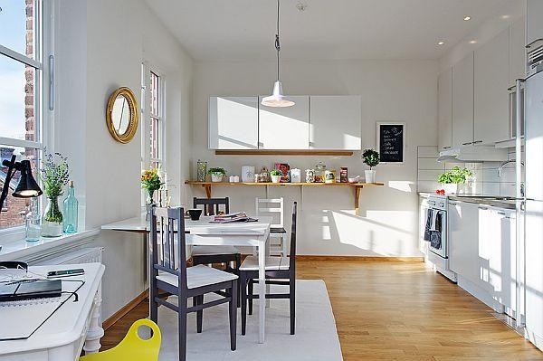 Small apartment with  playful interior decor also flats rh za pinterest