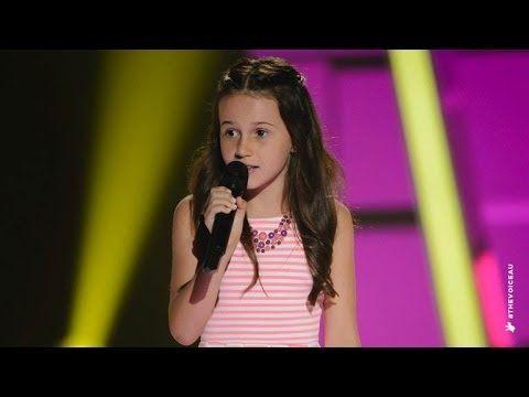 Jasmine Sings It S Oh So Quiet The Voice Kids Australia 2014