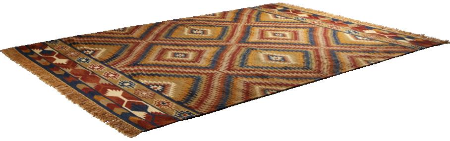Calimka Tapis en laine 170 x 240 cm (wwwhabitatfr