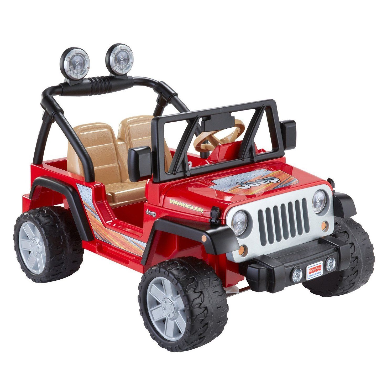 Jeep car toys  Fisher Price Power Wheels Jeep Wrangler Green  Products