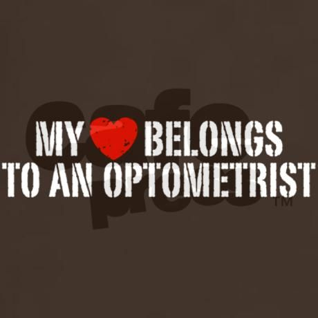 My Heart Belongs to an Optometrist