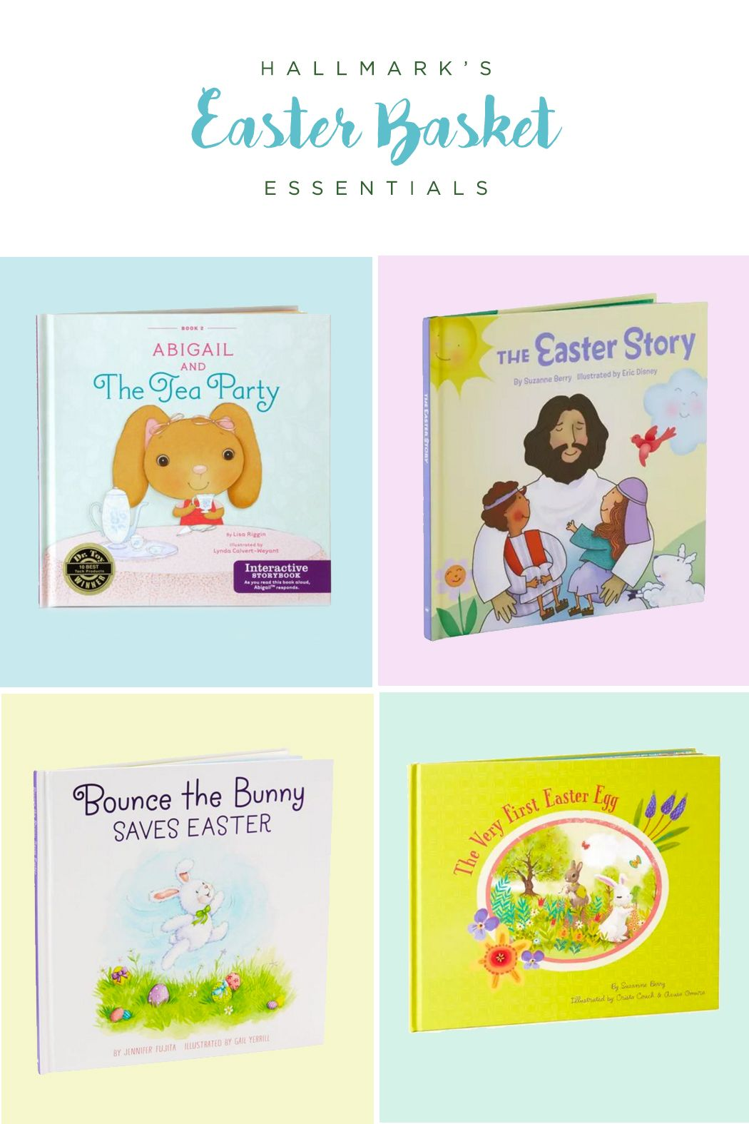 Looking for books to put in your grandchildrens or kids easter keep the easter tradition alive in the homes and hearts of your loved ones with hallmarks easter gifts candy stuffed animals books ornaments and more negle Image collections