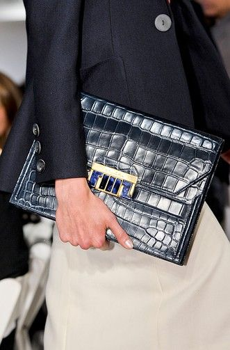 26 Amazing Spring Bags Straight Off the Runway