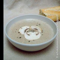 Champignon-Suppe