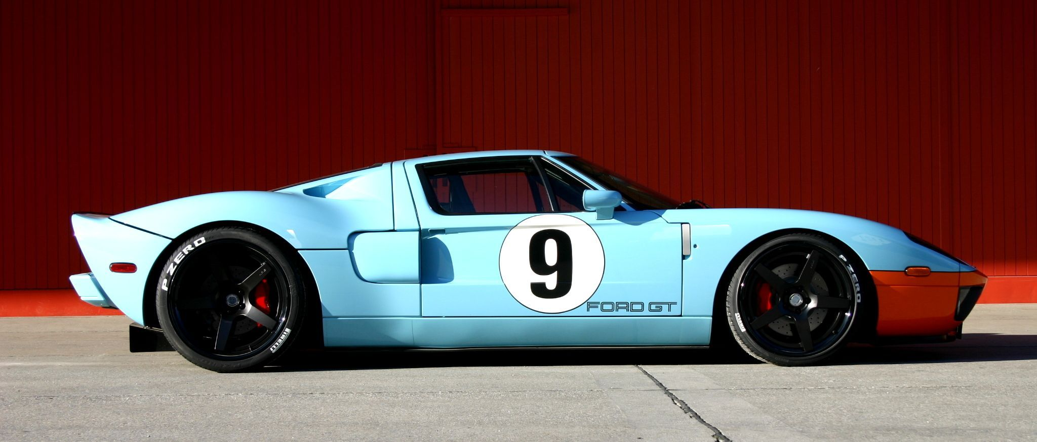 c4b4389ceb7 Ford GT More