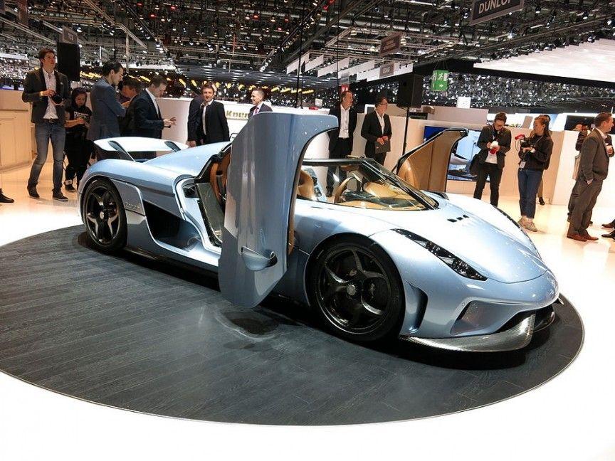 2015 Koenigsegg Regera Super Cars Pinterest Flores