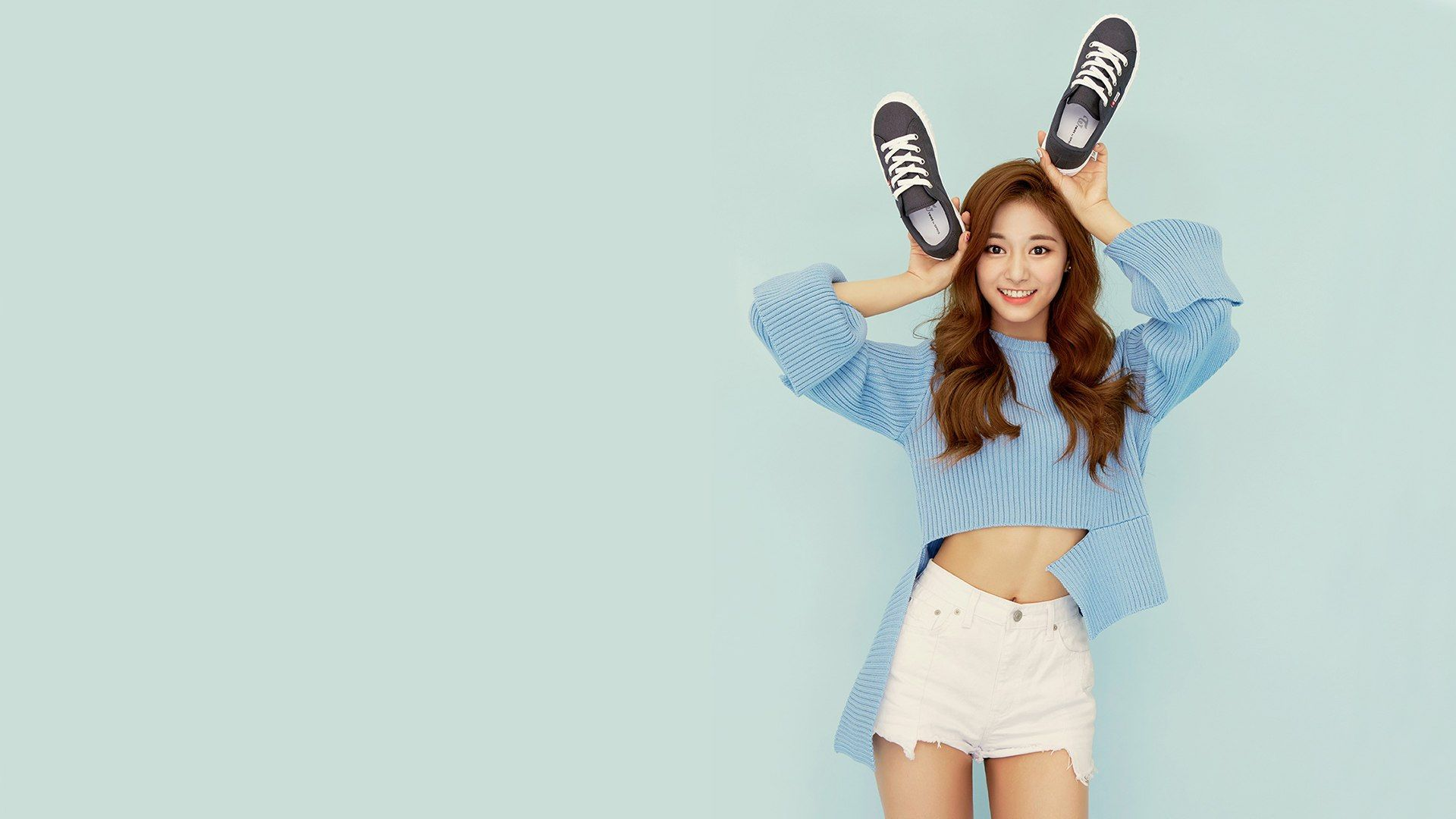 1920x1080 Hd Wallpaper Of Tzuyu Chou Tzu Yu Taiwanese Twice Girl