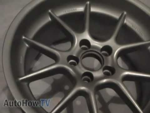 How To Refinish Wheels Using Dupli Color Wheel Paint Car