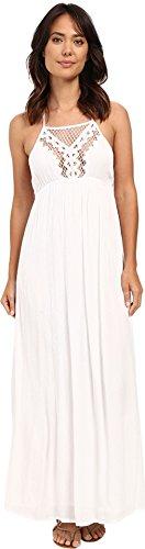 dfe3b755825 Rip Curl Juniors Vagabond Maxi Dress WhiteWhiteWhite Medium   See this  great product.