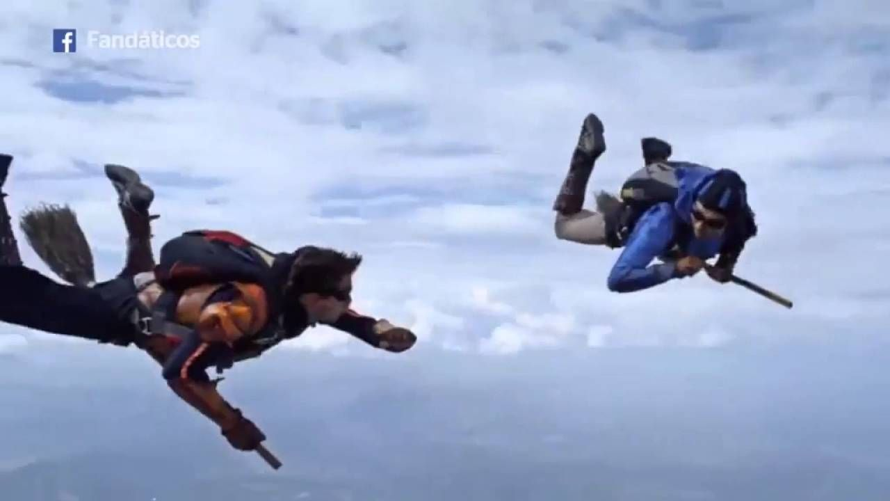 Youtube Extreme Skydiving