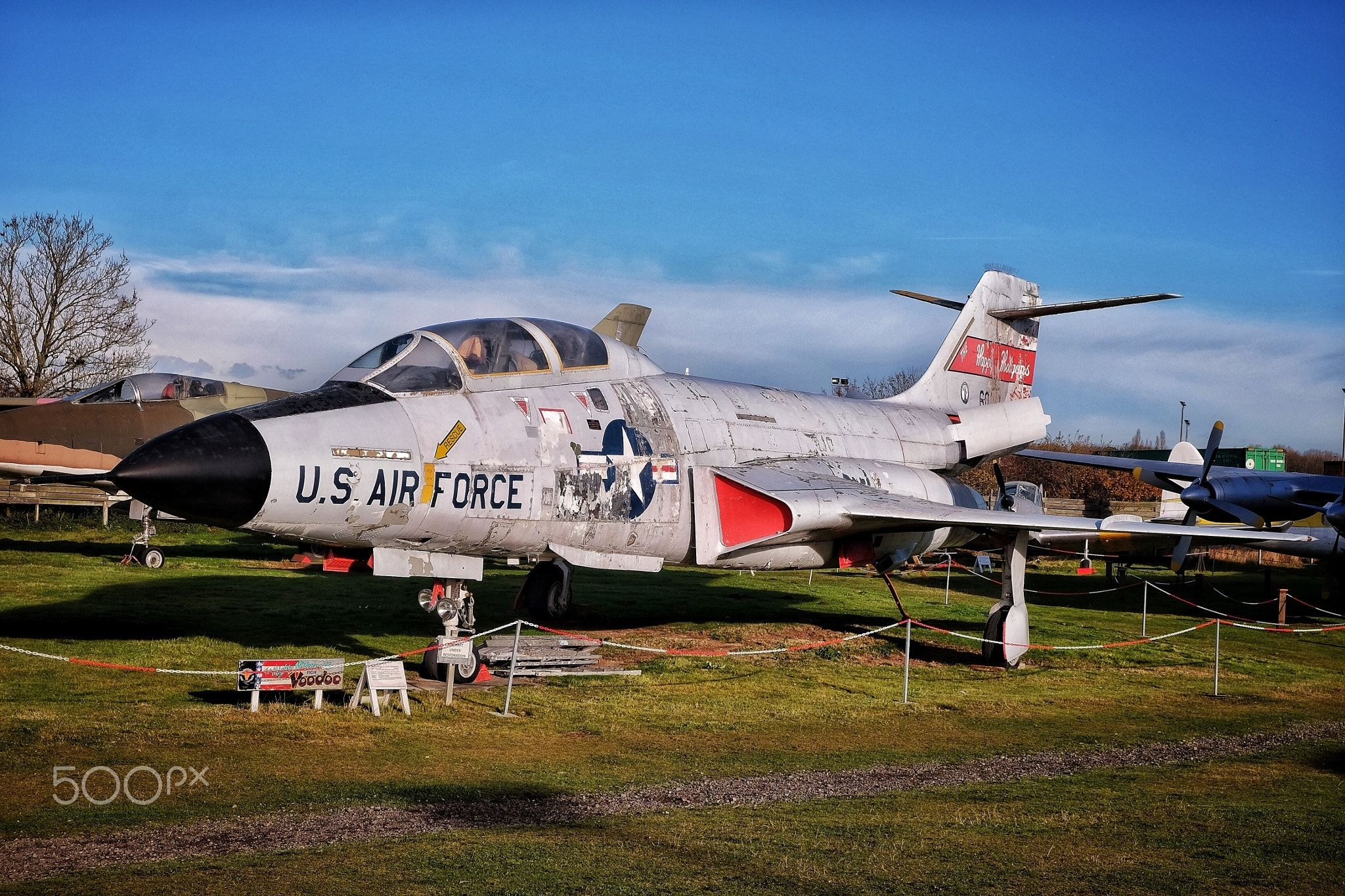 Voodoo F101 McDonnell F101B80MC Voodoo Fighter