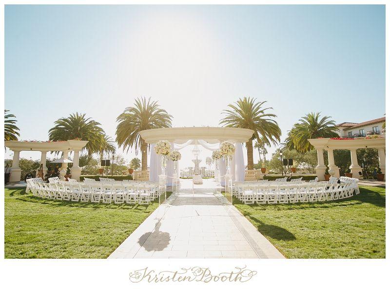 Romantic St. Regis Monarch Beach Wedding Photos   Dreamy Blush Pink Wedding   Megan and Jordan