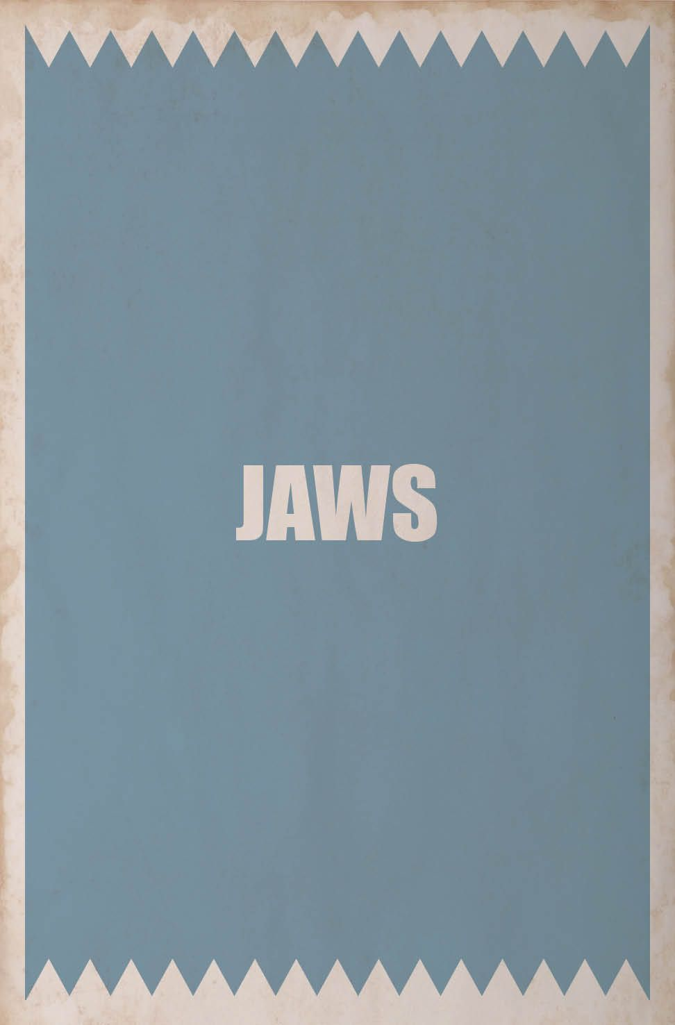 Movie Poster - Jaws