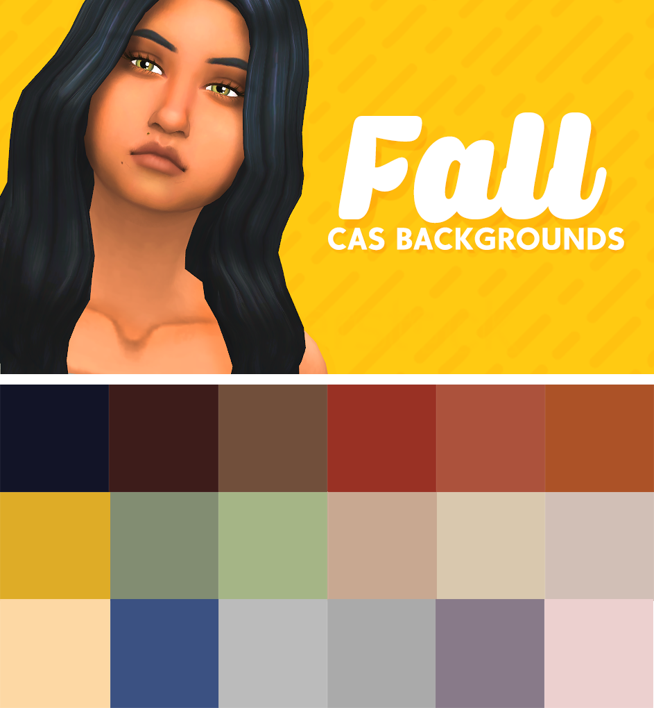 By Xurbansimsx Fall Cas Backgrounds 18 1 Flavors Requested By You All Replaces Default Cas Background Download Sims 4 Cas Background Sims 4 Sims 4 Cas