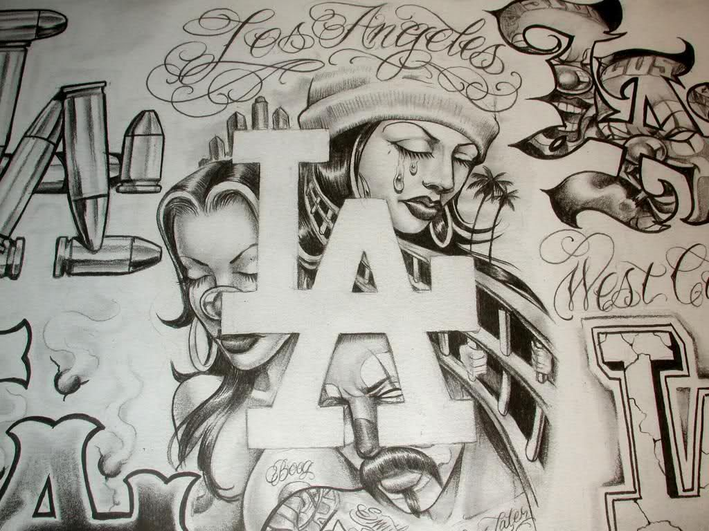 Lowrider Arte Magazine gangsters | Gangster Lowrider Cars  http://ptax.dyndns.