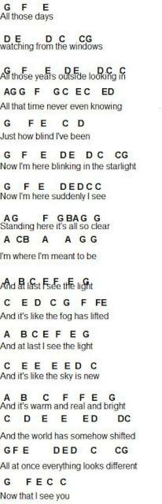 Flute Sheet Music: Search results for tangled #music #piano #music – Jeniffer Bi… – Musik-Noten