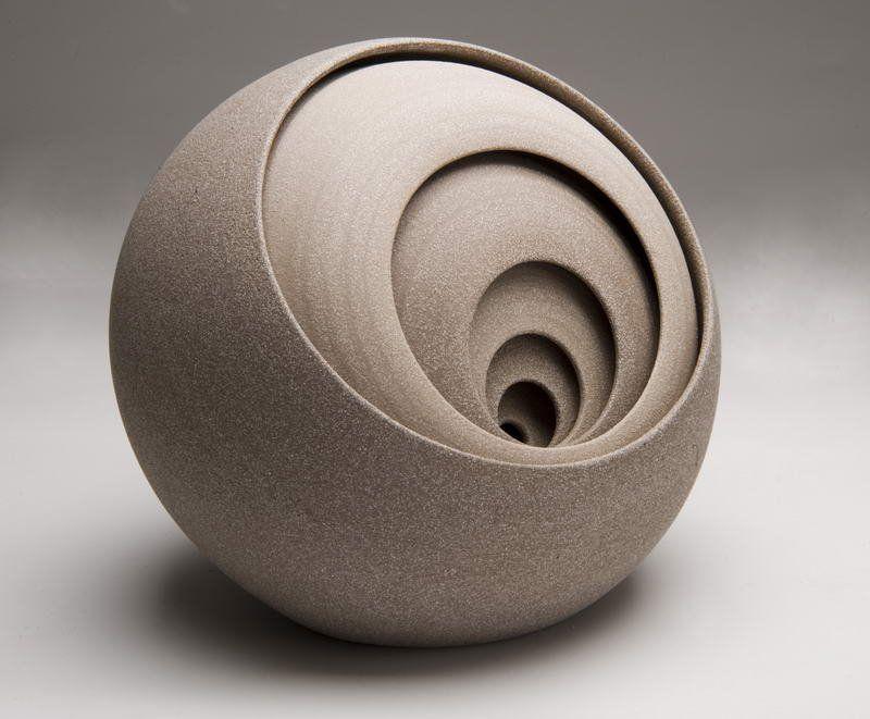 ceramic sculpture by Matthew Chambers