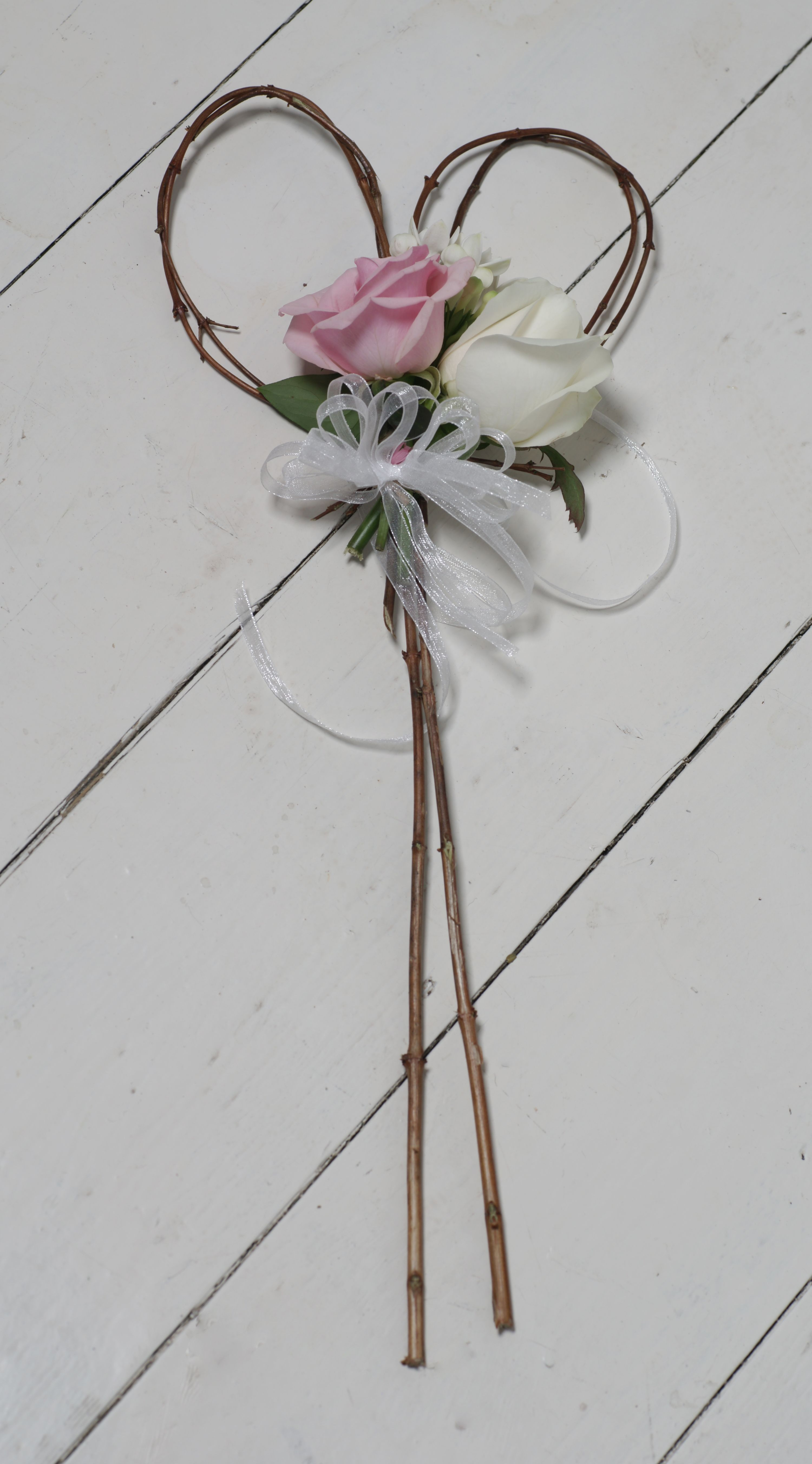 Flower girls wand