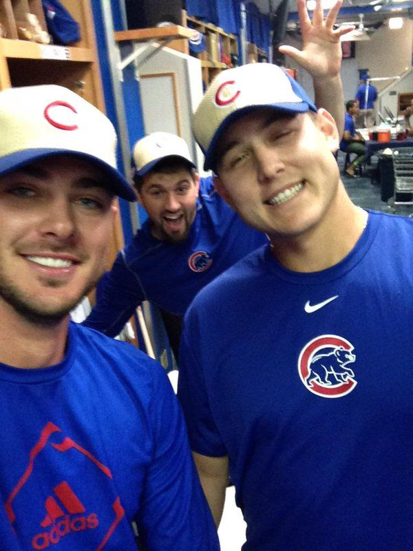 Not The Baseball Pitcher: Not The Mets But These Two Cubbies Are On My Fantasy Team