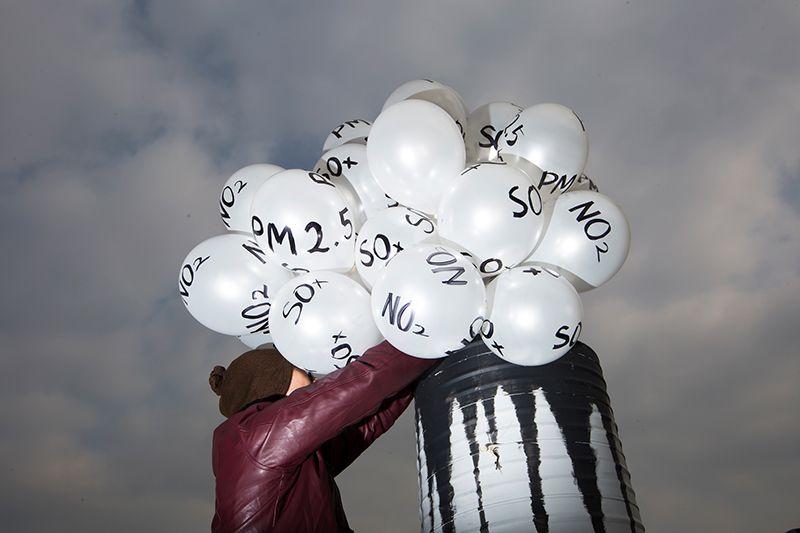 그린피스   석탄화력발전소 설립반대 캠페인