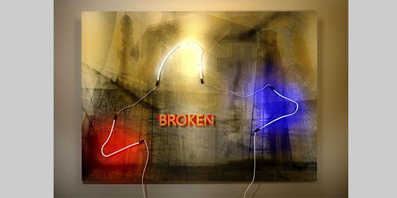 BROKEN. YENY CASANUEVA Y ALEJANDRO GONZALEZ. PROYECTO PROCESUAL ART