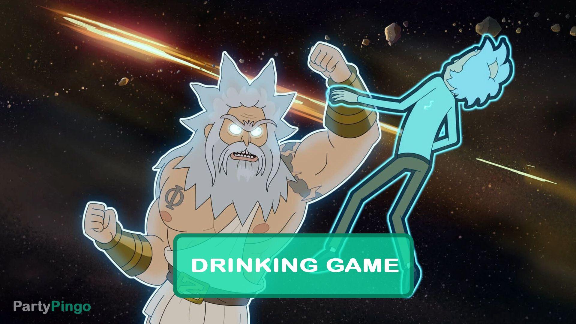 Rick And Morty Season 4 Christmas 2020 Rick and Morty   Childrick of Mort Drinking Game (Season 4 Episode