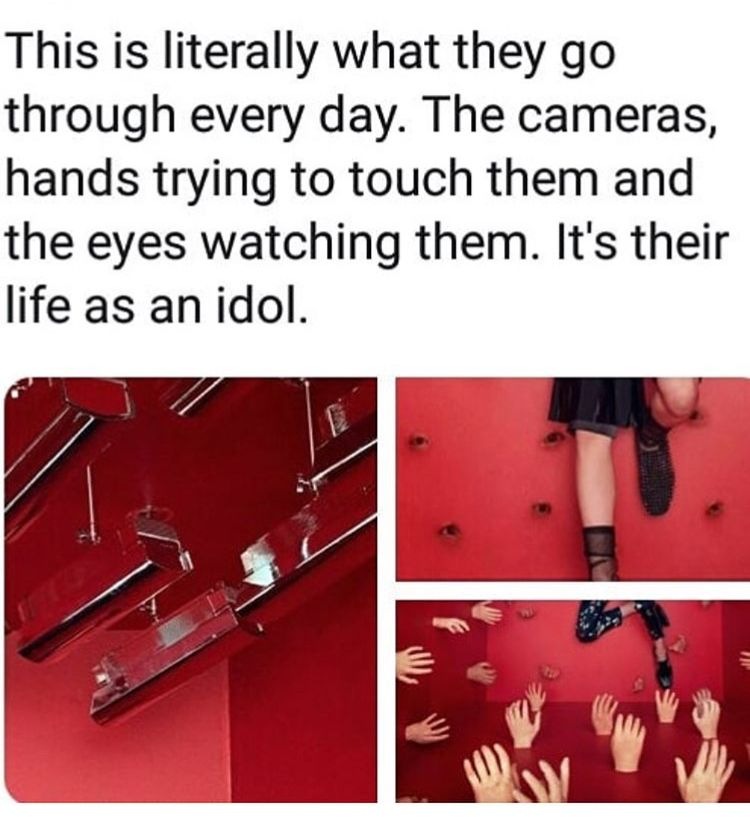 BTS 🐾 - The fan culture in kpop is so toxic at times  I'm