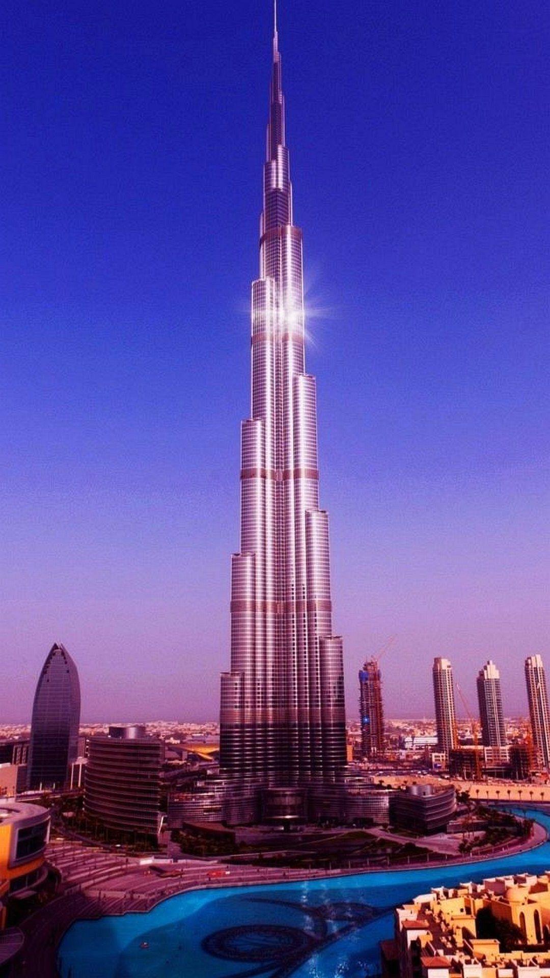 Burj Khalifa Dubai Wallpaper iPhone | iPhoneWallpapers | Burj khalifa, Iphone wallpaper, Best ...