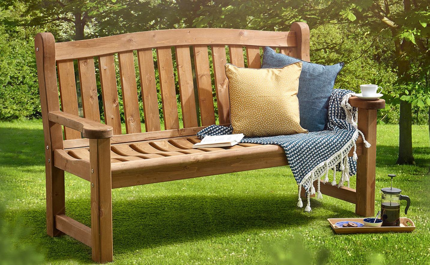33+ Wooden garden benches for sale information
