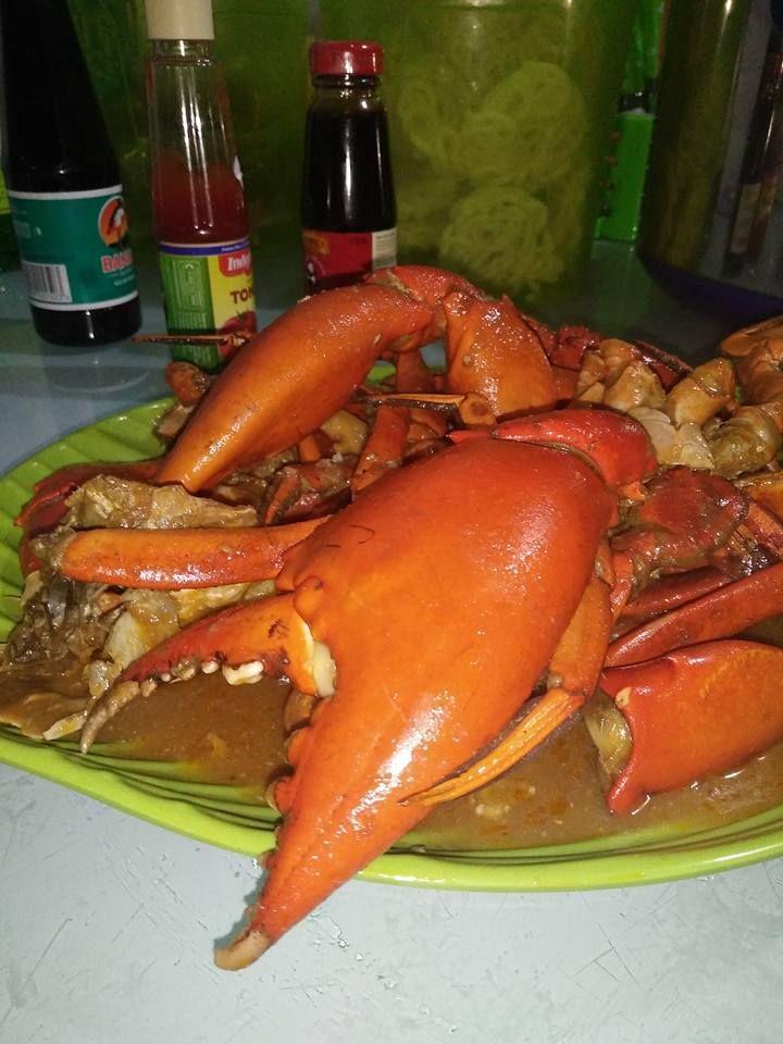 Kepiting Saus Tiram By Nur Hasan Di 2021 Food Network Ide Makanan Makanan Diet