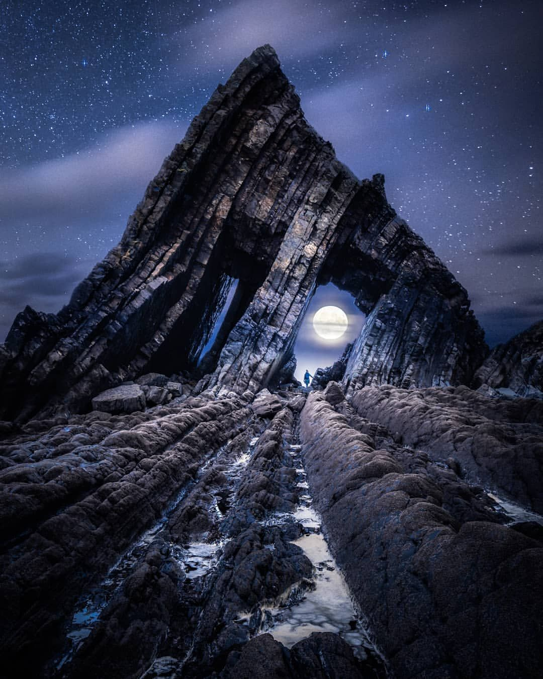 Beautiful Night Sky And Landscape Photography By Aaron Jenkin Photography Landscape Nig Beautiful Night Sky Amazing Nature Photography Landscape Photography