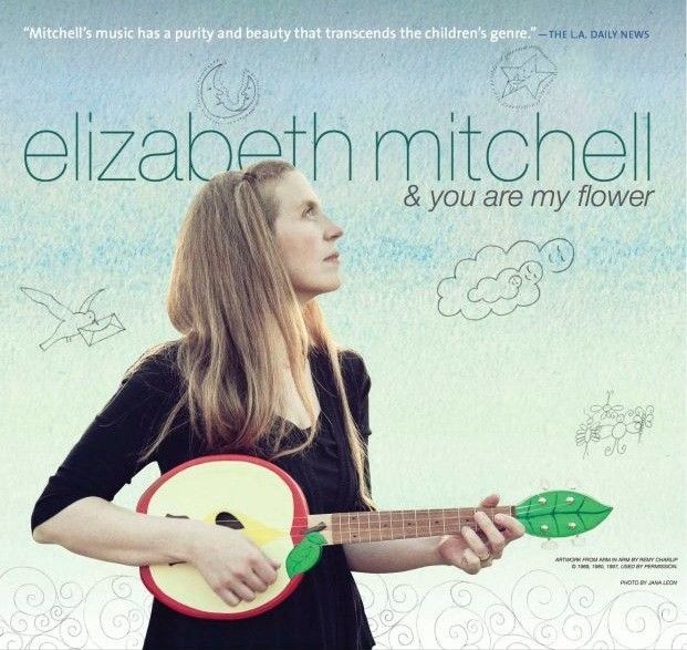Blue Clouds by Elizabeth Mitchell. Folk music to be enoyed by children and adults! www.bellalunatoys.com