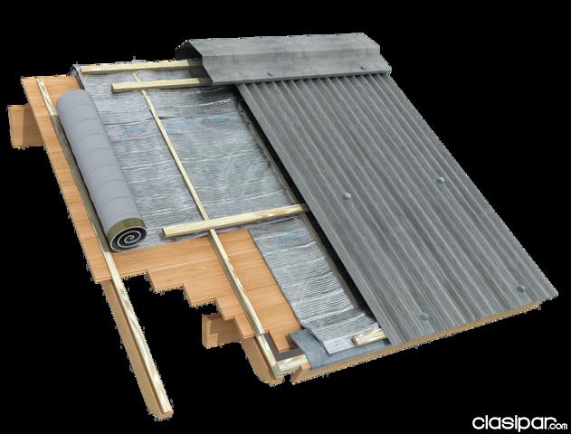 Aislaci N De Techos De Chapas Solar Architecture