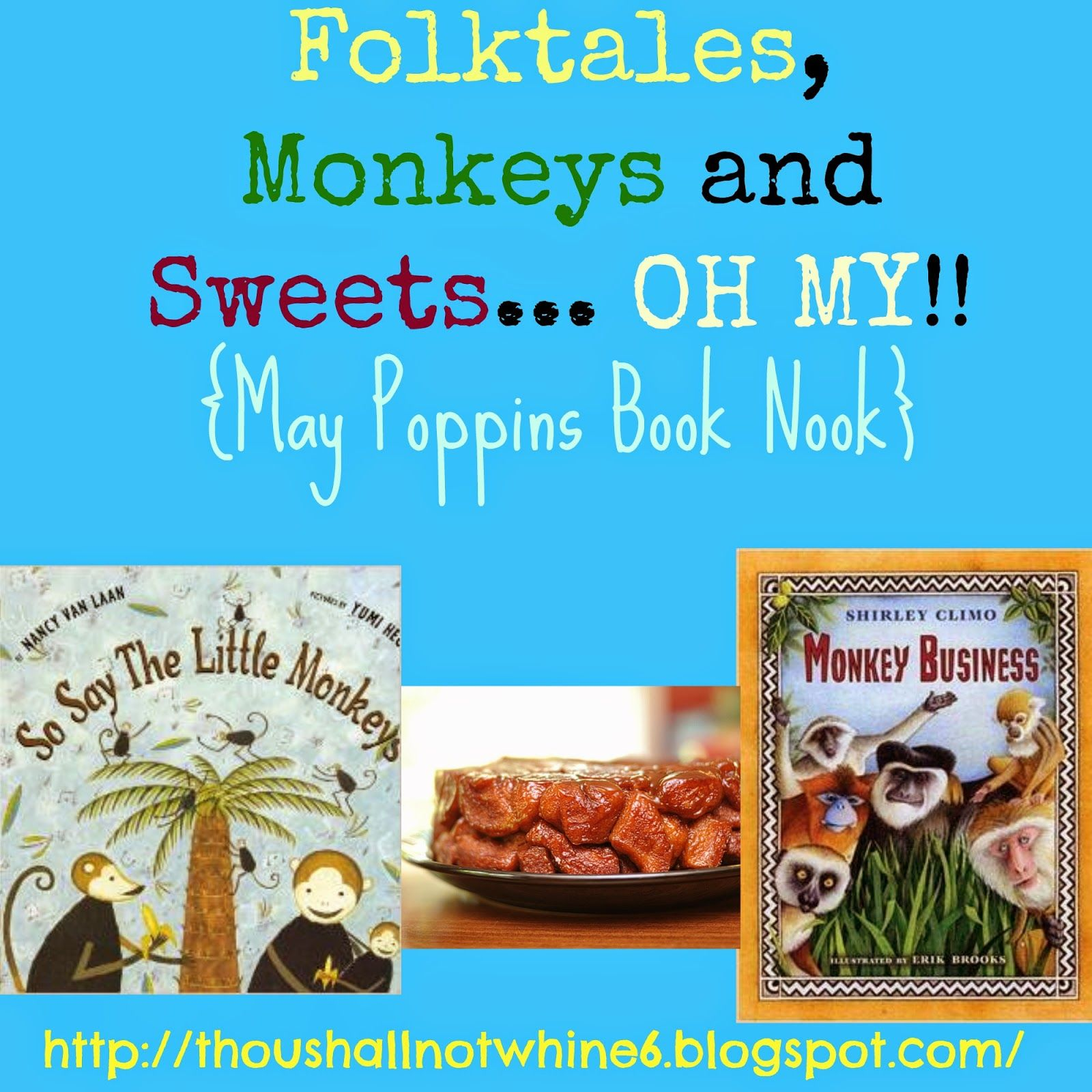 Folktales Monkeys And Sweets Monkey Bread Recipe To Go