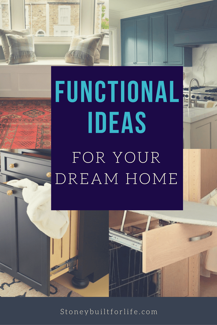 Functional Ideas for Your Dream Home #buildingahouse