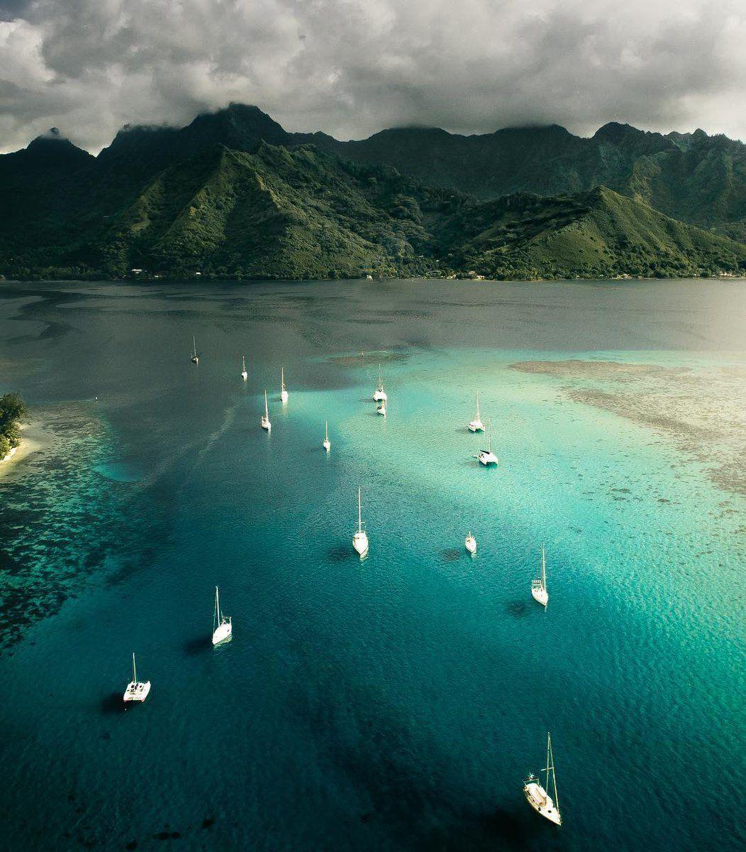 Tahiti, French Polynesia Photography by Jason Jko (With