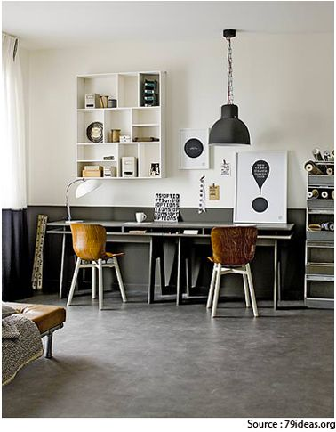 pingl par marmottine de bordeaux sur ambiance d co pinterest ambiance deco ambiance et bureau. Black Bedroom Furniture Sets. Home Design Ideas