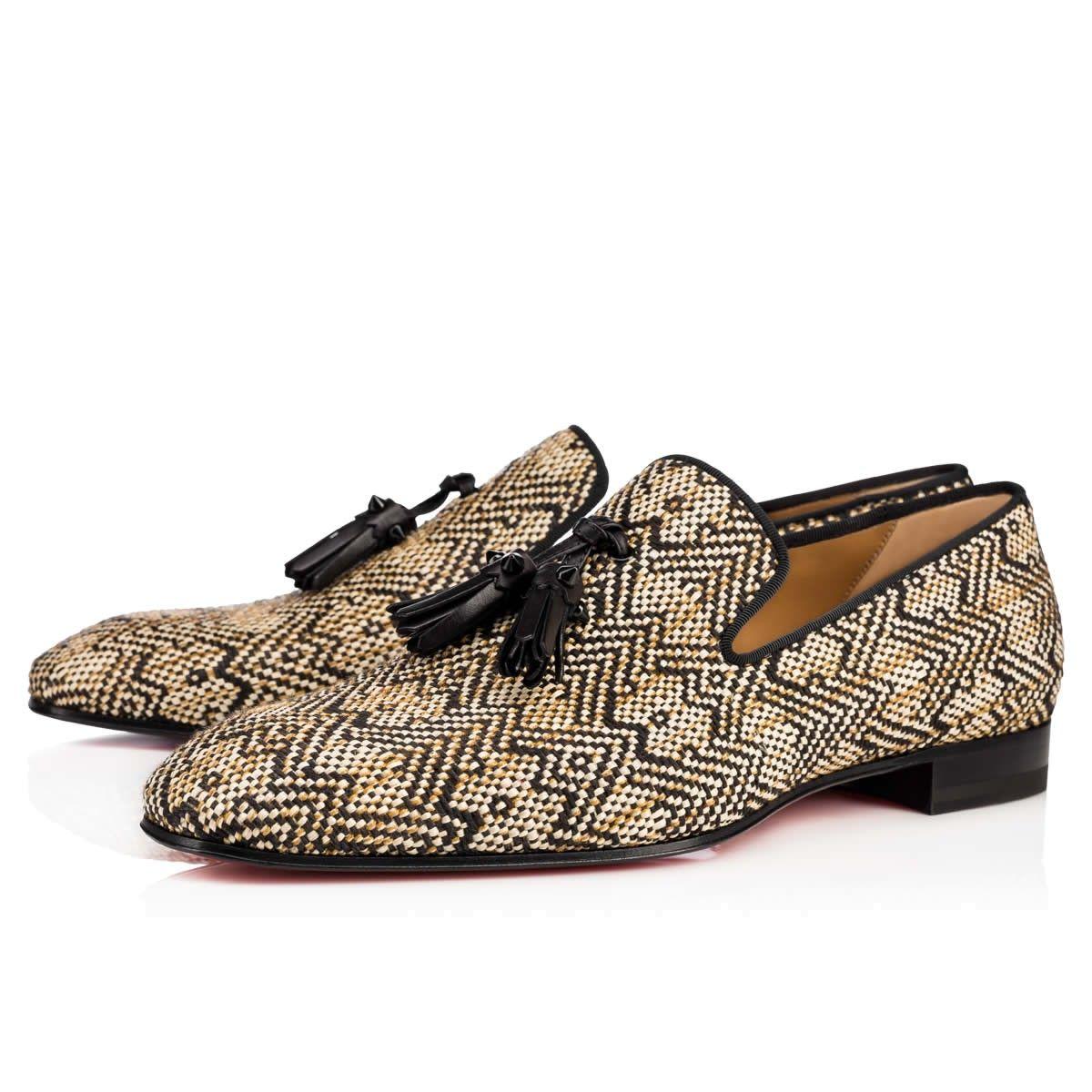 Shoes - Dandelion Tassel Flat - Christian Louboutin f1780281c3