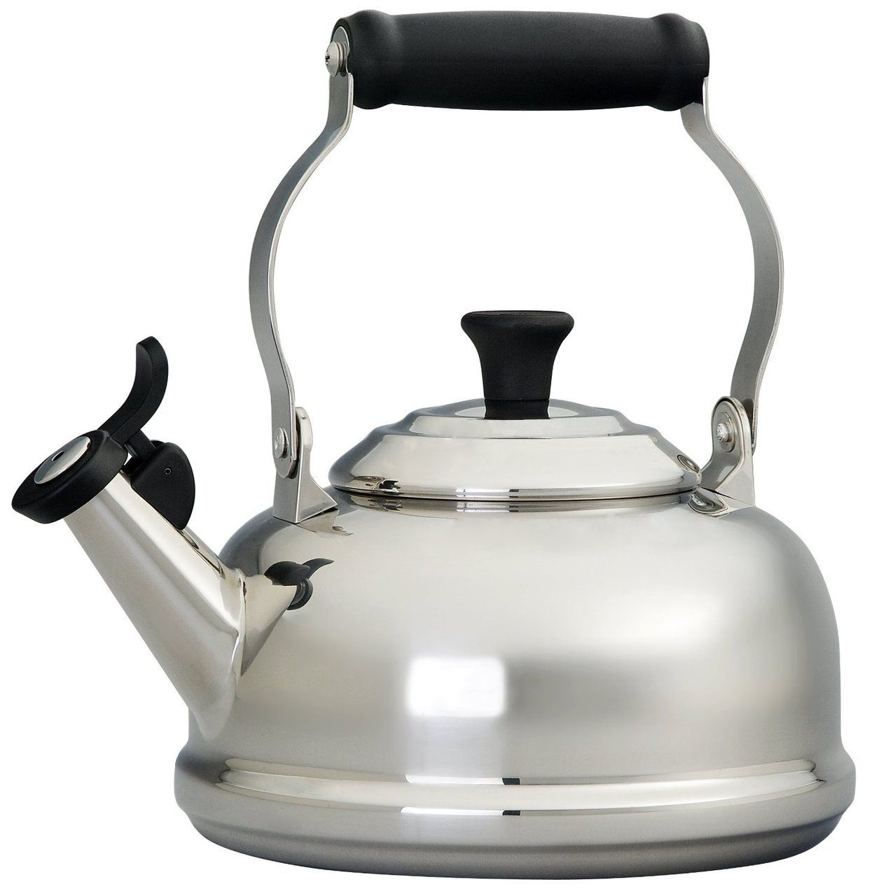 Le Creuset Demi Kettle Stainless Steel