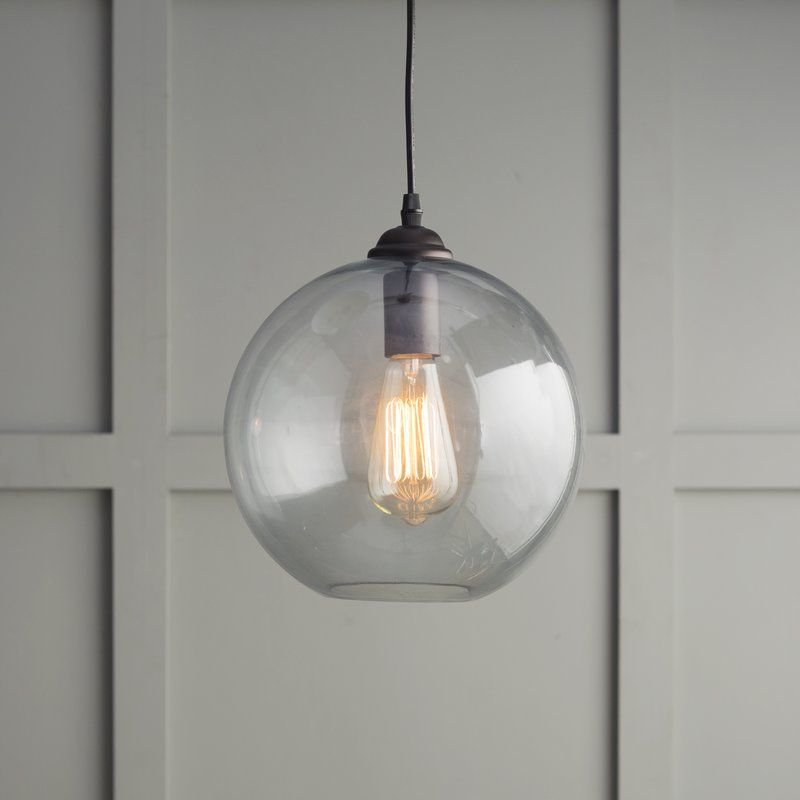 Mini Pendant Lights For Kitchen Island Bouvet 1Light Globe Mini Pendant  Light It Up  Pinterest  Light