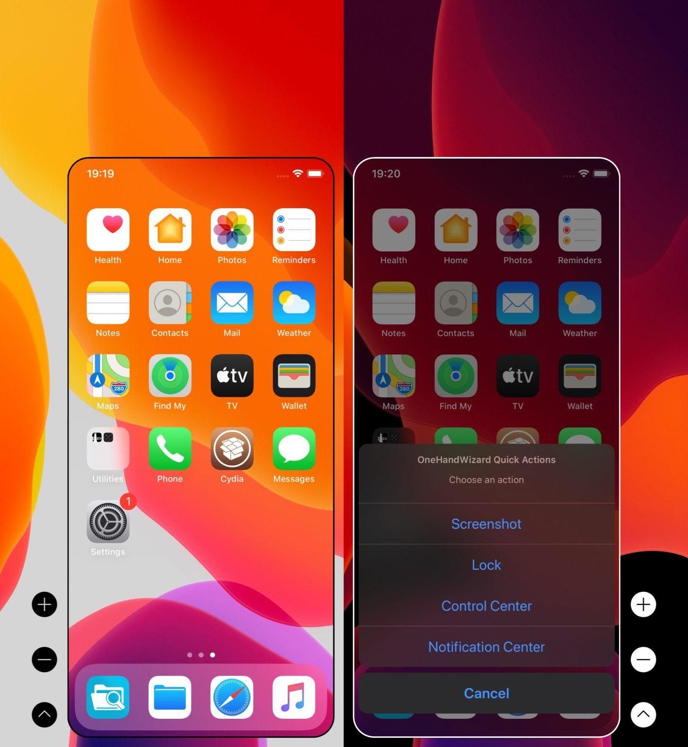 Onehandwizard 2 Makes One Handed Usage Of Massive Iphones Easier