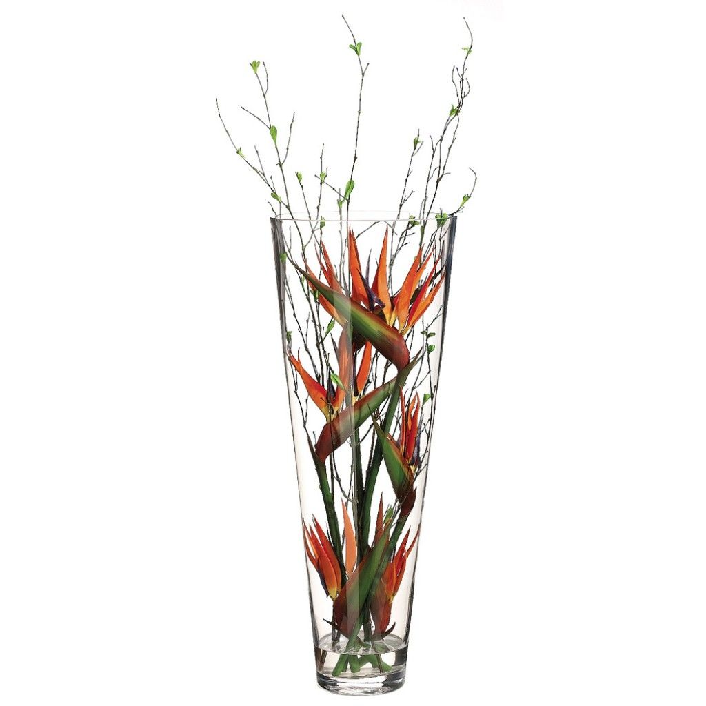 Shop Silk Bird Of Paradise And Anthurium Tropical: DIY: Modern Centerpieces Perfect For Any Wedding