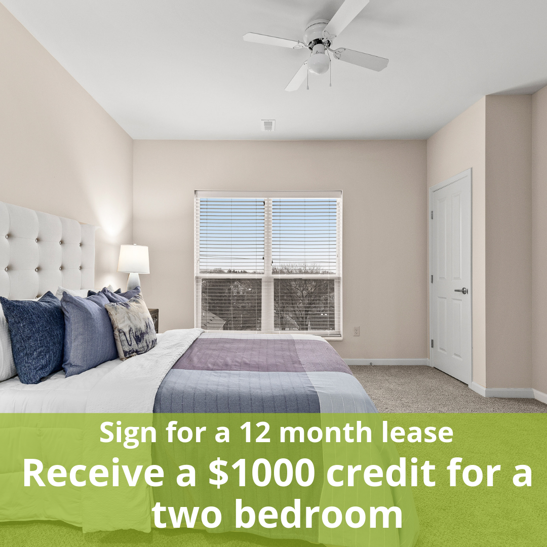 Become A Part Of Our Community And Receive A Credit For Your Two Bedroom Apartment Apartments Columbus Ohio Two Bedroom Apartments Two Bedroom